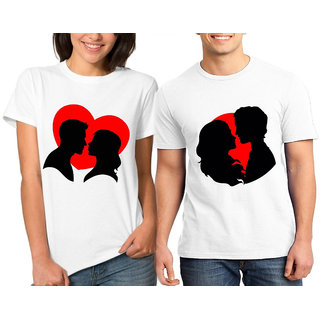 Caca Anp In My Heart Couple Combo Tshirts