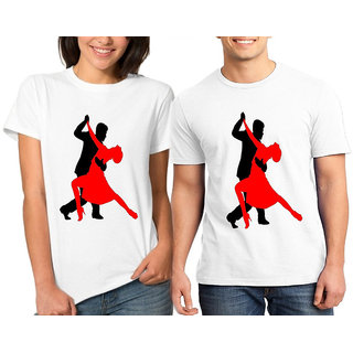 Caca Anp Dance Couple Combo Tshirts