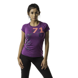 Athlete Womens Classic Hyperstretch FTNS Tee