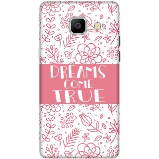 Print Opera Hard Plastic Designer Printed Phone Cover for   Samsung Galaxy A9 Pro (2016) Dreams come true