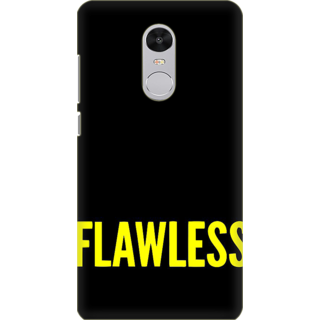 Printed Designer Back Cover For Redmi Note 5 - Flawless Design