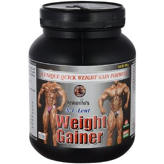 ANKERITE X-C LENT WEIGHT GAINER 500 GM