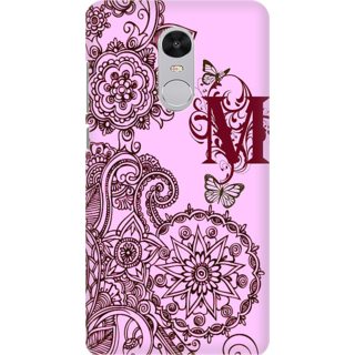 Buy Printed Designer Back Cover For Redmi Note 5 Floral Pattern