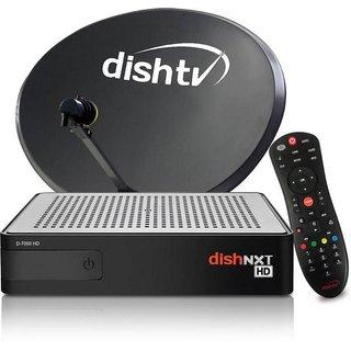 Dish TV / DISHTV NXTDH Premium Set Top Box with Annual GOLD HD Club (One Year Pack)