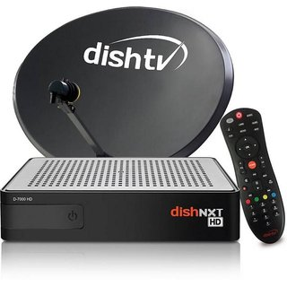 Dish TV / DISHTV HD Premium Connection - Telugu Pack (1 Month Platinum Sports Pack and Full ON HD)