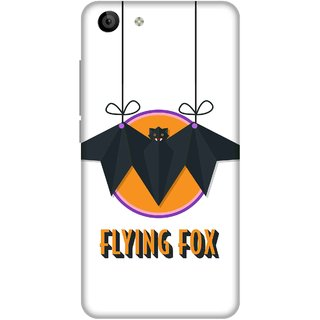 Print Opera Hard Plastic Designer Printed Phone Cover for   Vivo Y53 Flying fox