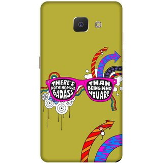 Print Opera Hard Plastic Designer Printed Phone Cover for   Samsung Galaxy J5 Prime/Samsung Galaxy On5 2016 Funky shades