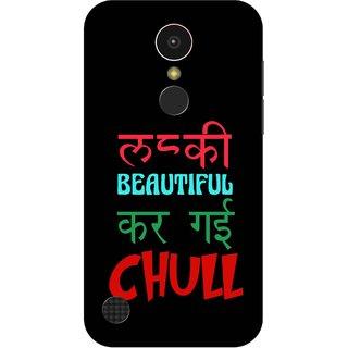 Print Opera Hard Plastic Designer Printed Phone Cover for   LG K10 (2017) Bollywood song