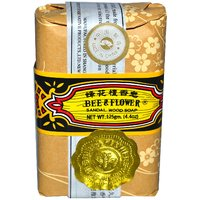 Soap-Sandalwood Bee and Flower Soaps 4.4 oz Bar (PACK OF 4)