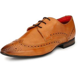 Alberto Torresi Itelik TAN Formal Shoes