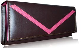 Sn Louis Brown Women Wallet
