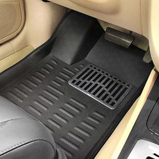 CARMART 3D/4D Premium Quality Floor Mats for Hyundai Creta