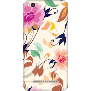 Printed Designer Back Cover For Redmi 5A - Printed Designer