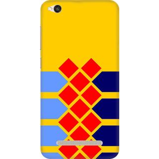 Printed Designer Back Cover For Redmi 5A - Printed Designer