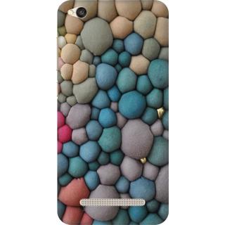 Printed Designer Back Cover For Redmi 5A - designed pattern Design