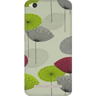 Printed Designer Back Cover For Redmi 5A - designed pattern Design