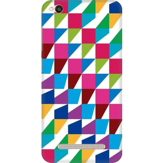 Printed Designer Back Cover For Redmi 5A - Designer Pattern Design