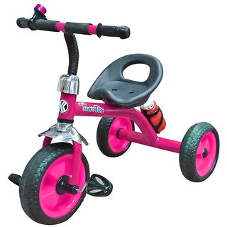 ZINIZONY -The Smart Play New Tricycle for Kids / Baby(PINK)