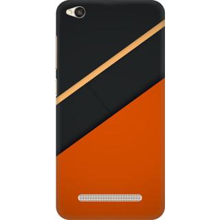 Printed Designer Back Cover For Redmi 4A - designed pattern Design