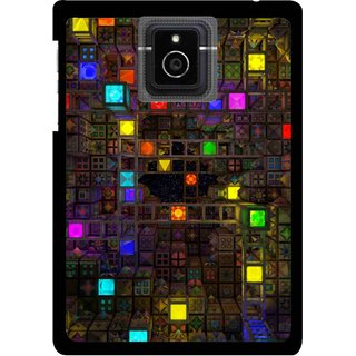 Snooky Printed Gaming Chamber Mobile Back Cover For Blackberry Passport - Multi