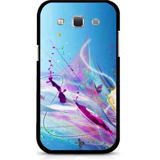 Snooky Printed Blooming Color Mobile Back Cover For Samsung Galaxy 8552 - Multi