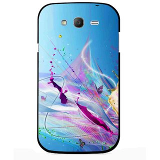 Snooky Printed Blooming Color Mobile Back Cover For Samsung Galaxy Grand I9082 - Multi