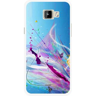 on sale 8cbde 368d0 Snooky Printed Blooming Color Mobile Back Cover For Micromax Canvas Nitro  A310 - Multi