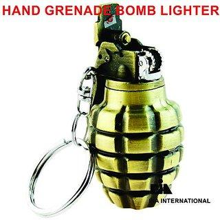 MINI HAND GRANADE- CIGARETTE LIGHTER- PIA INTERNATIONAL