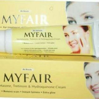 My fair fairness cream (pack of 2 pcs)