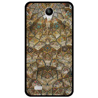 Snooky Printed Heritage Pride Mobile Back Cover For Vivo Y22 - Multi