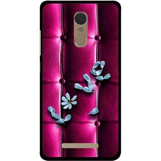 Snooky Printed Love Air Mobile Back Cover For Gionee S6s - Purple