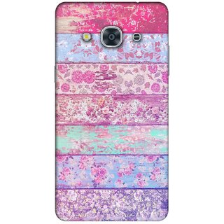 RIE High Quality Printed 3D Designer Hard Back Cover for Samsung Galaxy J2 (2015 ) / SM-J200F - Matte Finish - 091