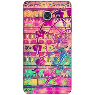 RIE High Quality Printed 3D Designer Hard Back Cover for Samsung Galaxy J2 (2015 ) / SM-J200F - Matte Finish - 217