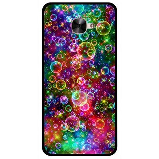 Snooky Printed Funky Bubbles Mobile Back Cover For Letv Le 2 - Multi