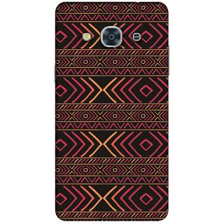 RIE High Quality Printed 3D Designer Hard Back Cover for Samsung Galaxy J2 (2016 )  - Matte Finish - 461