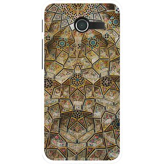 Snooky Printed Heritage Pride Mobile Back Cover For Asus Zenfone 4 - Multi