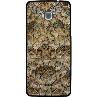 Snooky Printed Heritage Pride Mobile Back Cover For Infocus M350 - Multi