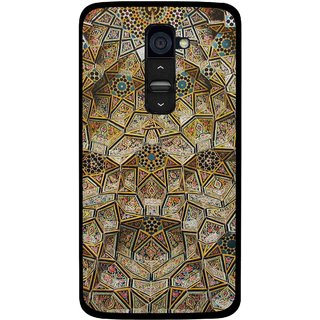 Snooky Printed Heritage Pride Mobile Back Cover For Lg G2 - Multi