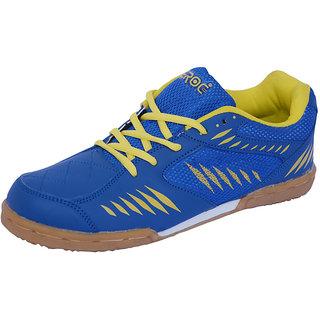 Feroc Power Badminton Blue Sports Shoes