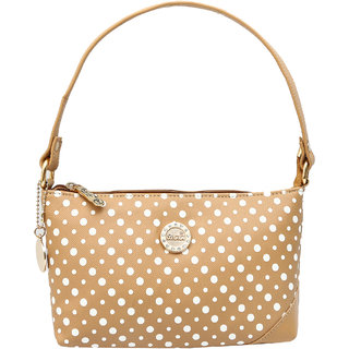 BCC LADIES HAND BAG(Brown) 470