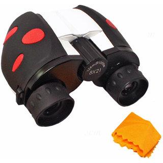 Waterproof Binocular 08X21 Zoom 08X Prism Binocular Monocular Telescope with Pouch -38