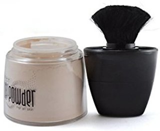 m.n loose powder all skin type