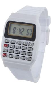 Stylish colorful Calculator Watch
