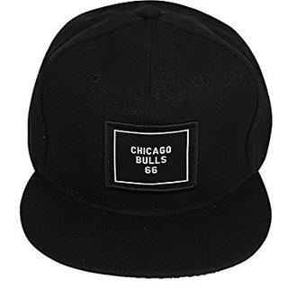 Buy Unisex Cotton Black Swag Hip Hop Cap Online - Get 65% Off dcd866695336