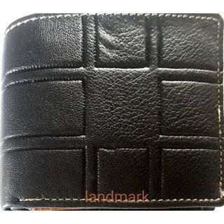 Pure Men's Handmade Leather wallet