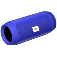 METTLE Charge 2 Plus Portable Bluetooth Speaker with Bu