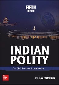 Indian Polity 5th Edition (Paperback)