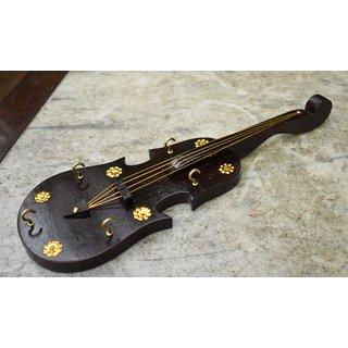 Violin Key Holder made in wood