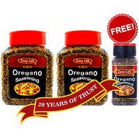 Easy Life Combo Pack of 2 Oregano Seasoning (250g x 2) with Free Oregano Seasoning (60g)