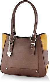 Butterflies Women ( Brown ) Handbag BNS 0546BN